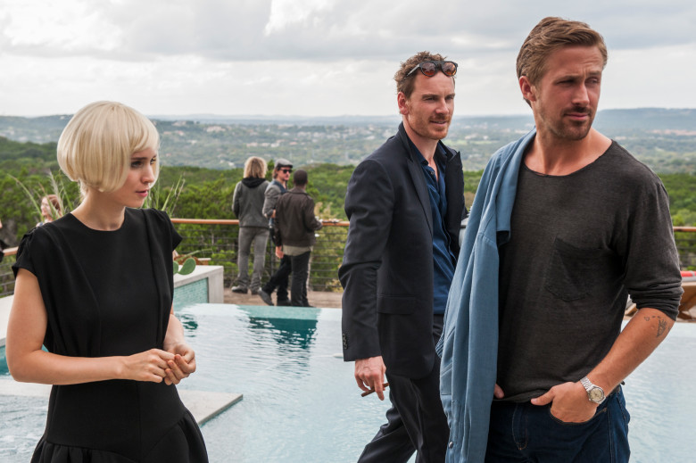 Who's Hotter? Ryan Gosling Or Michael Fassbender In Song To Song [Trailer]