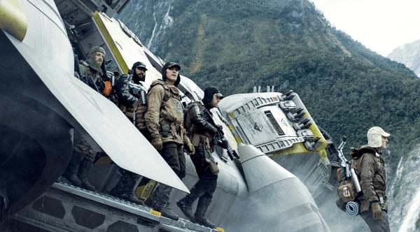 A Dark & Dangerous World Awaits Them In New Alien: Covenant [Trailer]