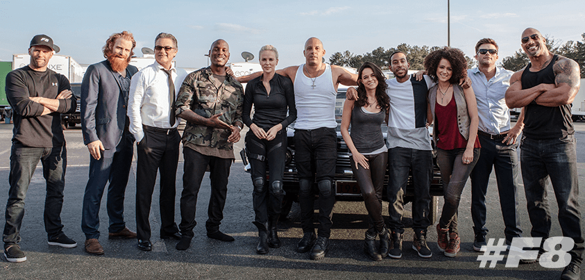 Explosive Action Follows Dom & Family In The Fate Of The Furious 2nd [Trailer]