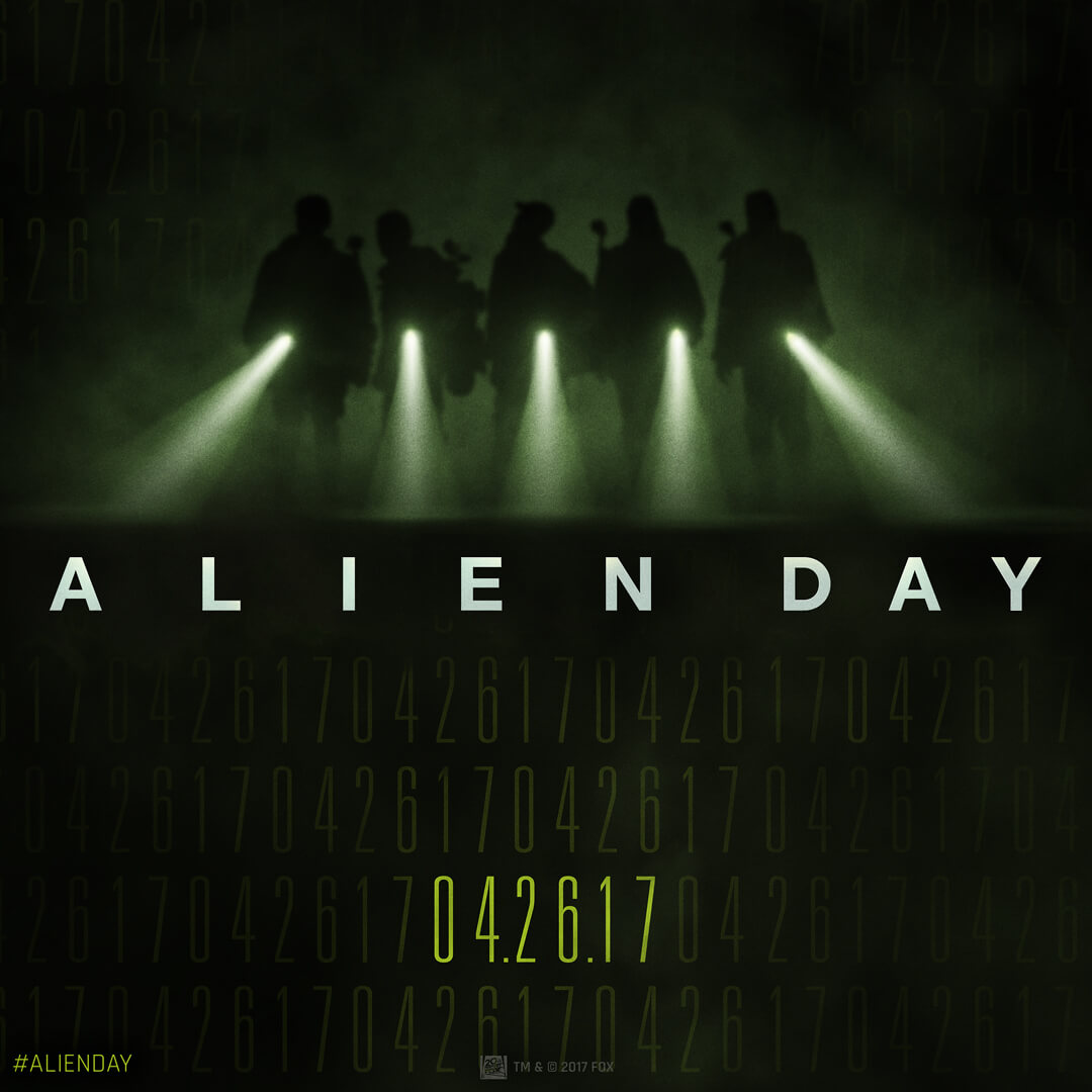Alien Day Is Almost Upon Us