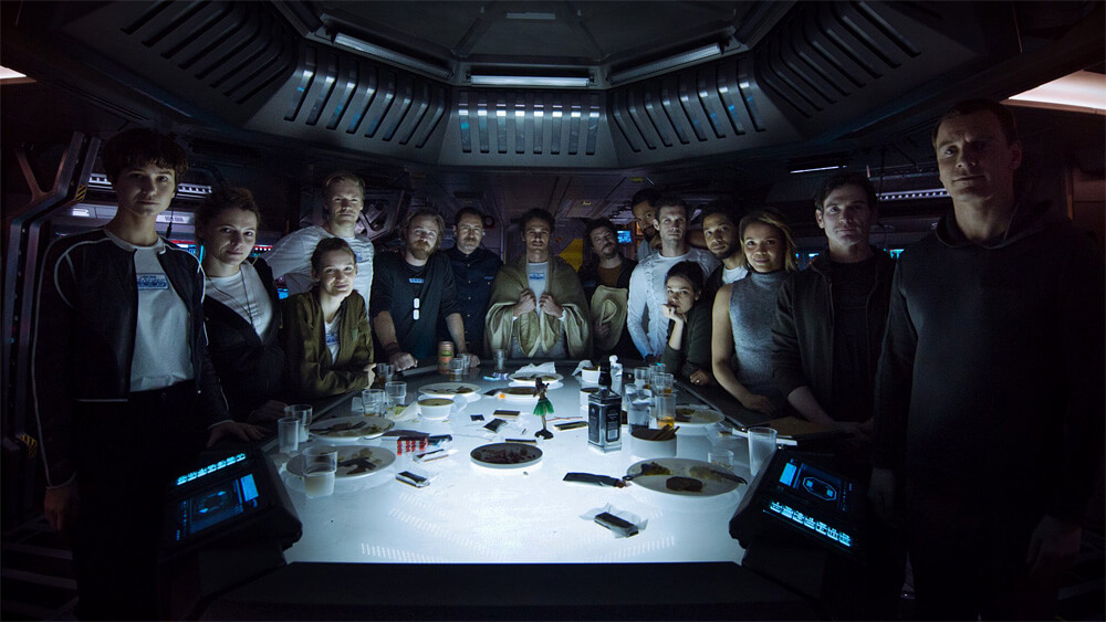 10 Interesting Facts About 'Alien: Covenant' You Didn't Know