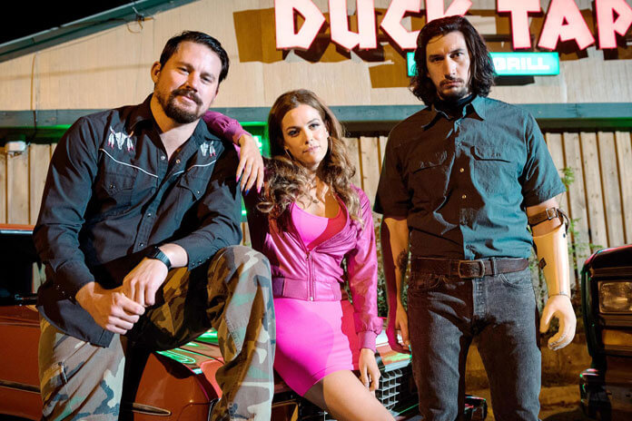 [CLOSED] Win Preview Tickets To 'Logan Lucky'