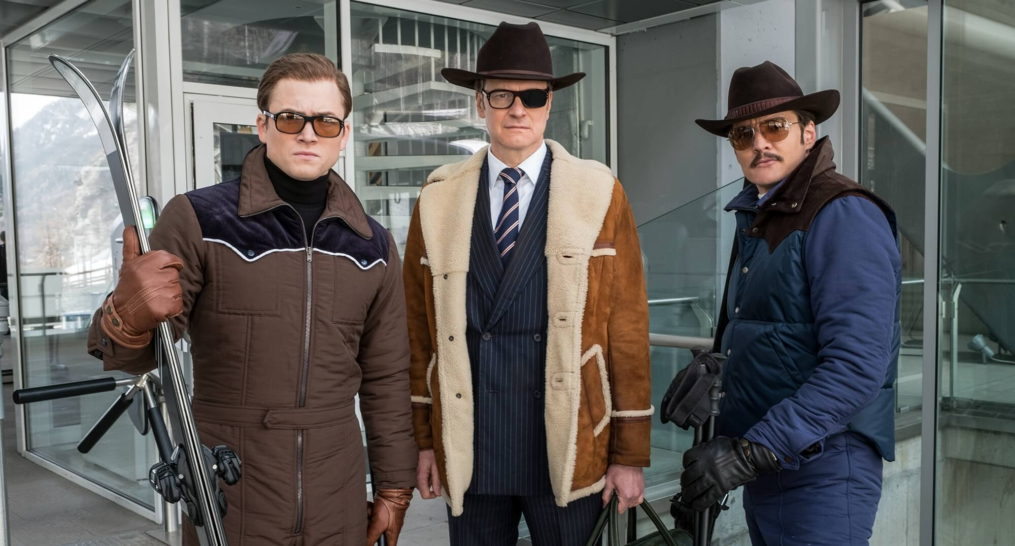 [CLOSED] Win Limited Edition 'Kingsman: The Golden Circle' Movie Premiums