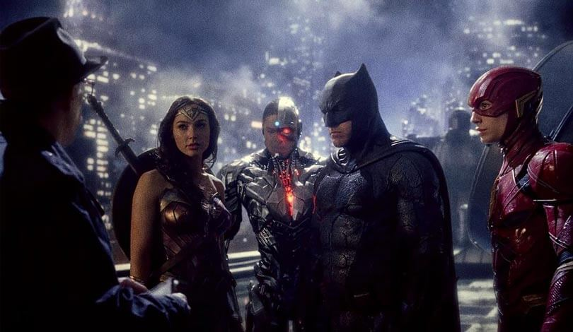 'Justice League': The Hype Is Real
