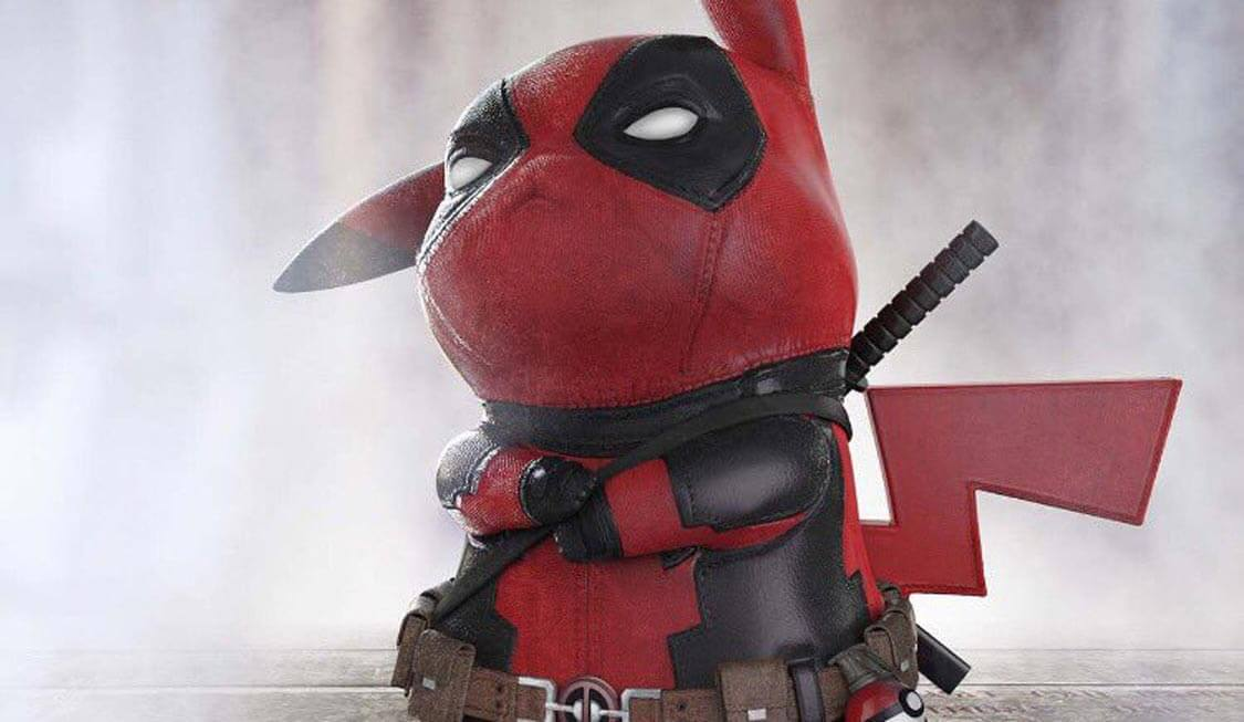 'Detective Pikachu': I Choose You, Deadpool!