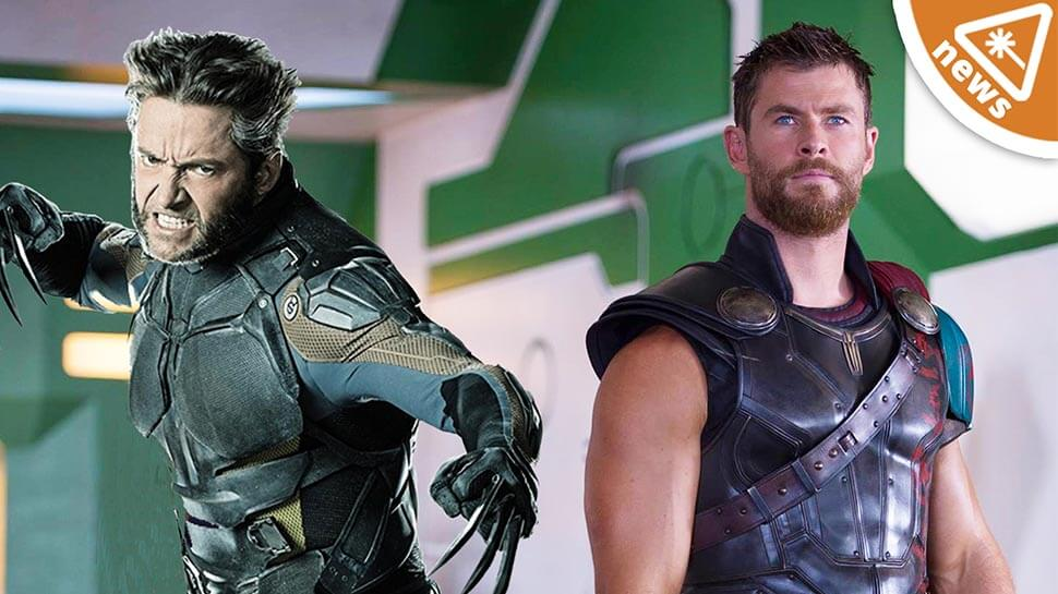 Could Wolverine Team Up With Thor In the MCU?   Nerdist