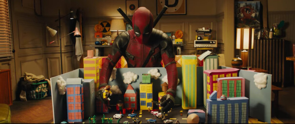 'Deadpool 2' Teaser: First Footage Of Josh Brolin As Cable