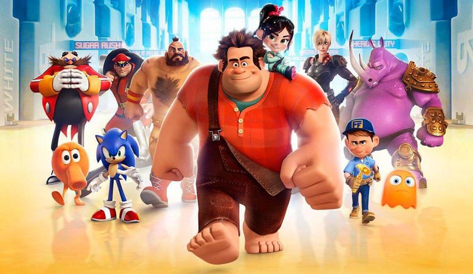 Explore A Digital Metropolis In The First Trailer For Disney's 'Ralph Breaks The Internet: Wreck-It Ralph 2'