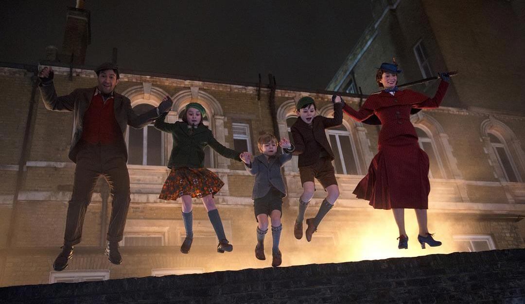 Disney's First Trailer For 'Mary Poppins Returns' Is Practically Perfect In Every Way