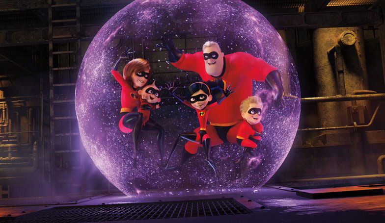 Latest 'Incredibles 2' Trailer Pits The Superhero Family Against A Mysterious New Villain