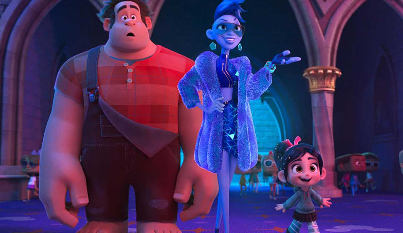 Vibrant New Trailer For Disney's 'Wreck-It Ralph 2' Is What Dreams Are Made Of!