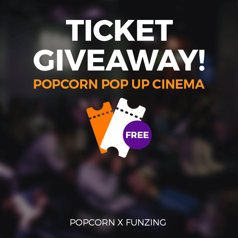 Win Unlimited Passes To Singapore's Premier Pop Up Cinematic Experience!