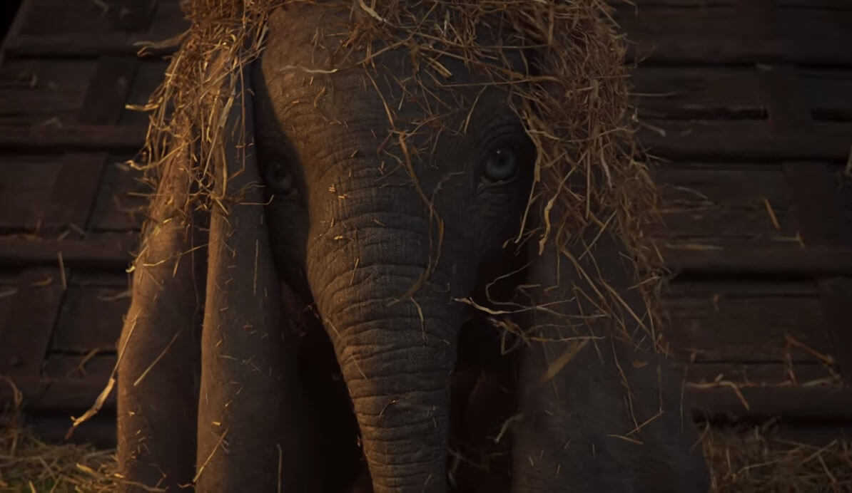 First Moving Trailer For Disney's Live-Action 'Dumbo' Reimagination Is Pure Magic