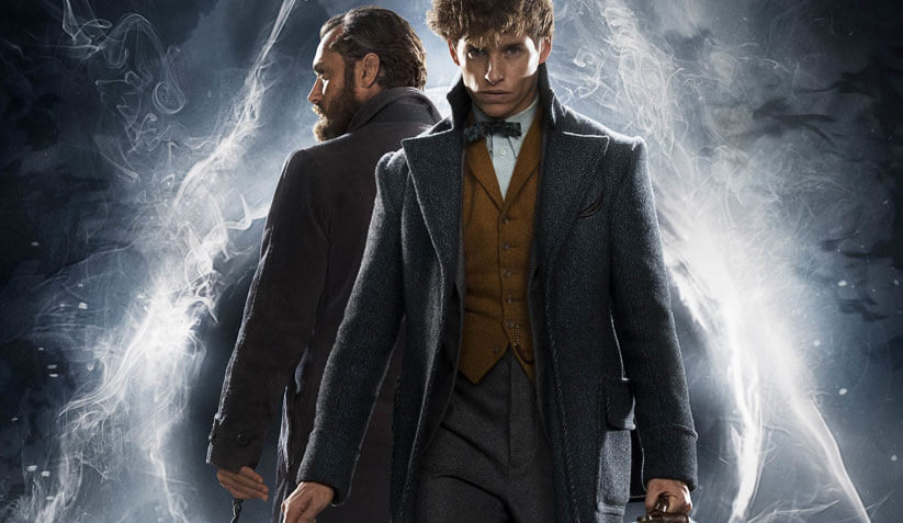 New 'Fantastic Beasts: The Crimes of Grindelwald' Trailer Is Simply Spellbinding