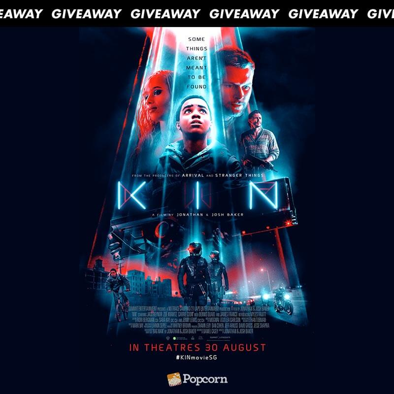 Win Preview Tickets To Sci-Fi Crime Thriller 'Kin'