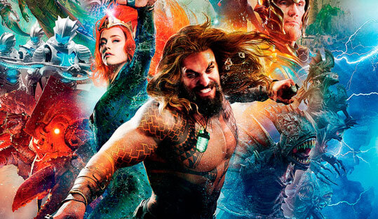 'Aquaman' Has Screened Early, Here Are What Test Audiences Are Saying