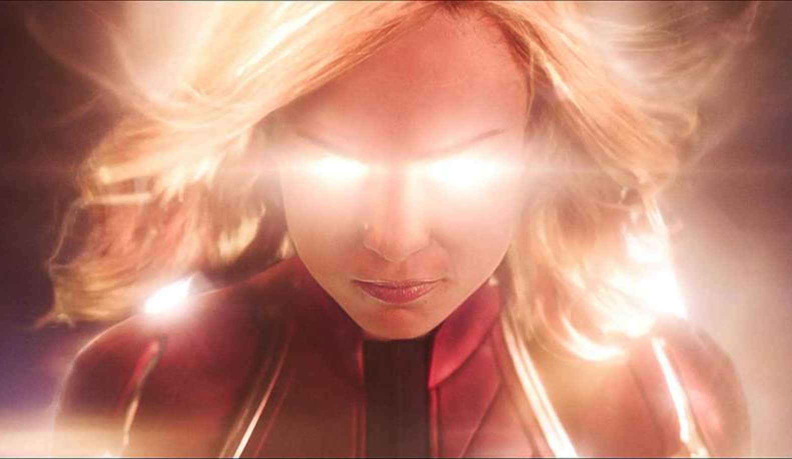 First Epic 'Captain Marvel' Trailer Unleashes The Saviour Of The Universe