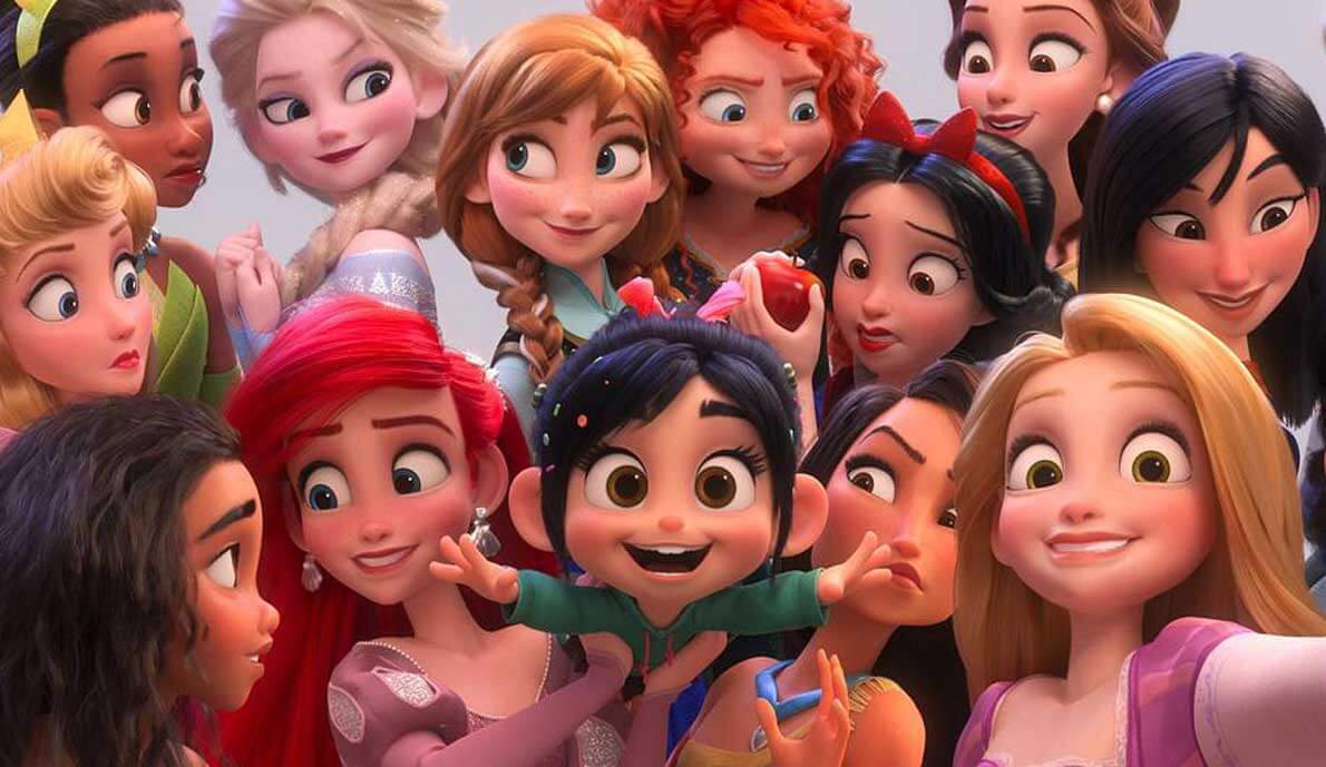 Get Your Geek On With The New Trailer For Disney's 'Ralph Breaks The Internet'