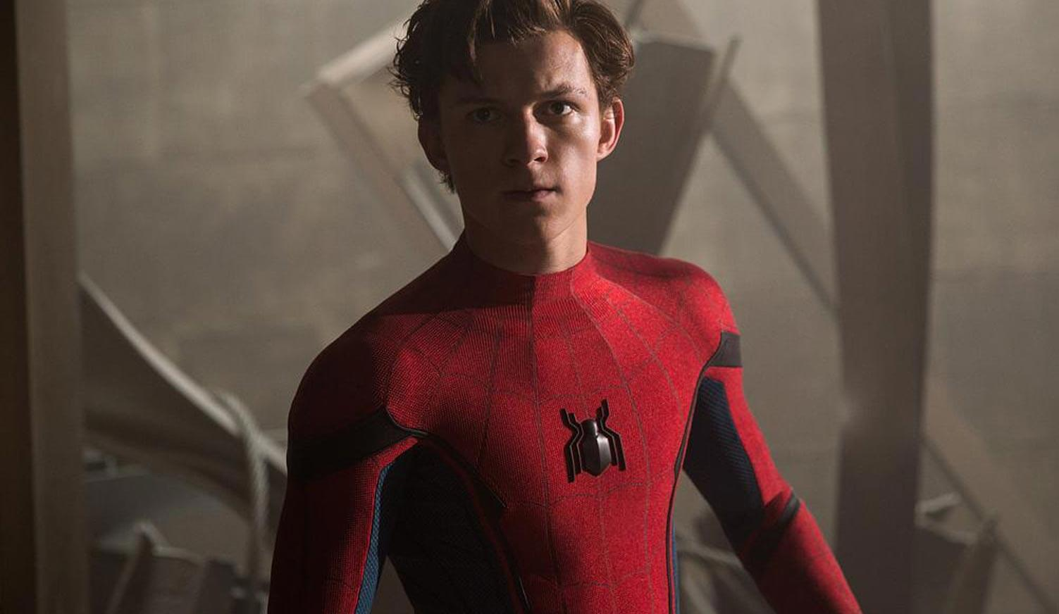 Peter Parker's New Stealth Suit In 'Spider-Man: Far From Home' Is Impressive