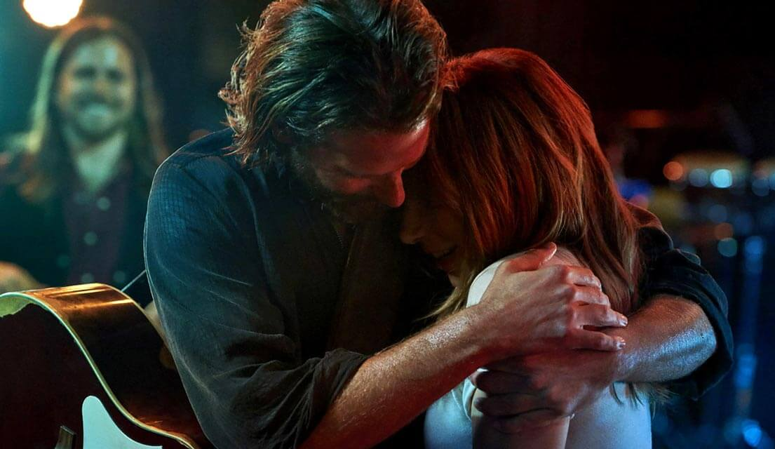 Watch And Listen To Bradley Cooper And Lady Gaga's Divine Duet In 'A Star Is Born'