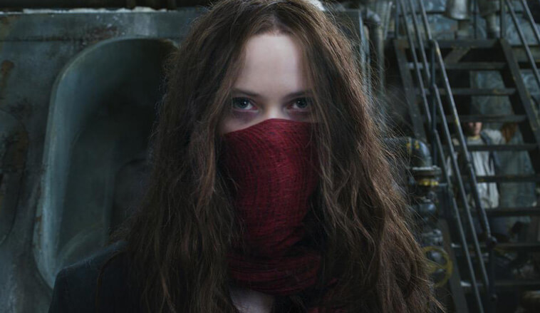 Cool New 'Mortal Engines' Poster And Featurette Shines Spotlight On A Female Badass