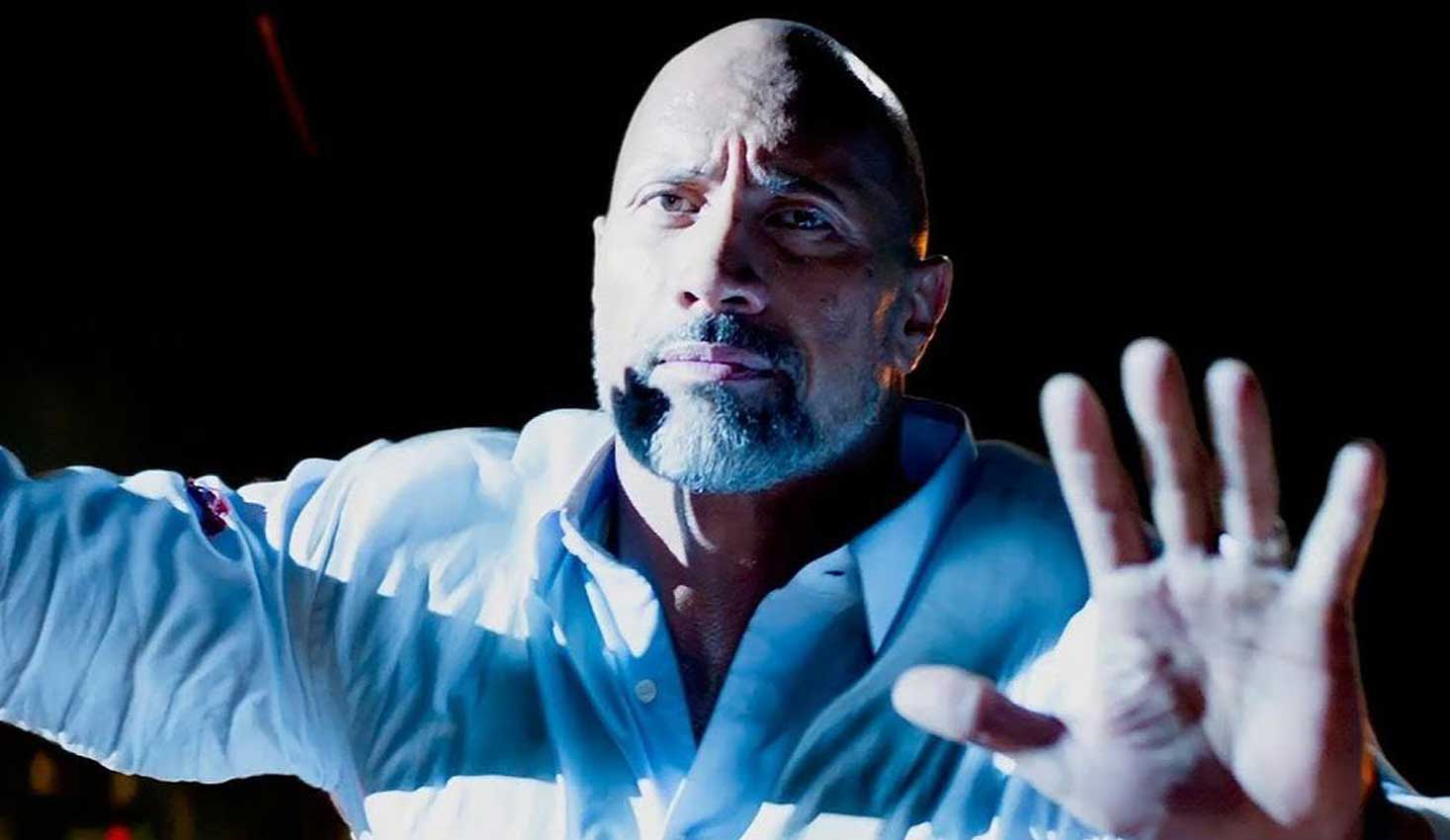 Dwayne Johnson Will Play His Childhood Hero In First Netflix Movie Partnership