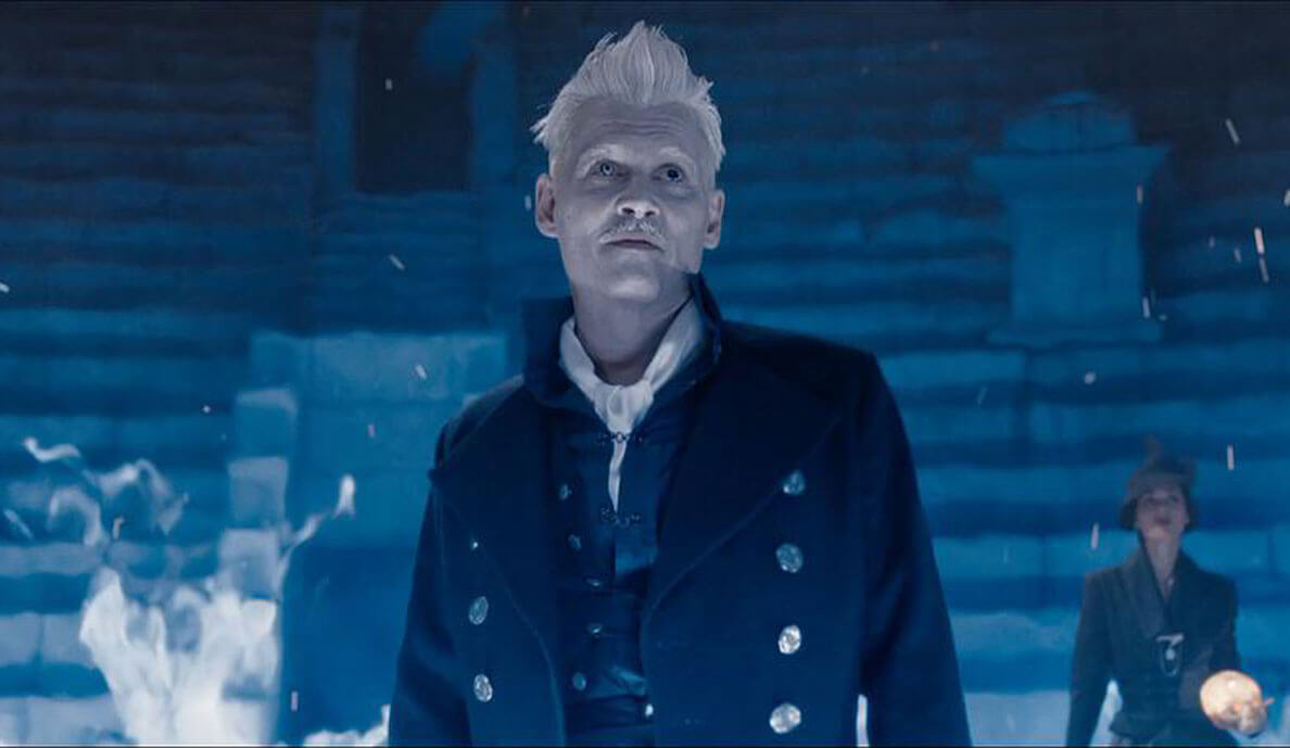 New 'Fantastic Beasts: Crimes of Grindelwald' Featurette: It Gets Darker From Here