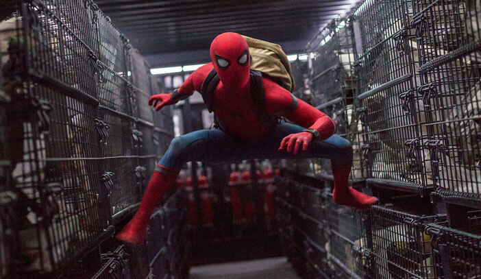 Watch: Tom Holland Unveils New 'Spider-Man: Far From Home' Spidey Suit