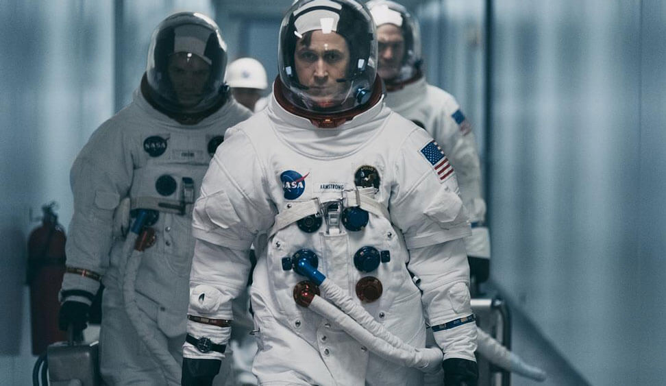 Which Actress Has The Most Chemistry With 'First Man's Ryan Gosling?