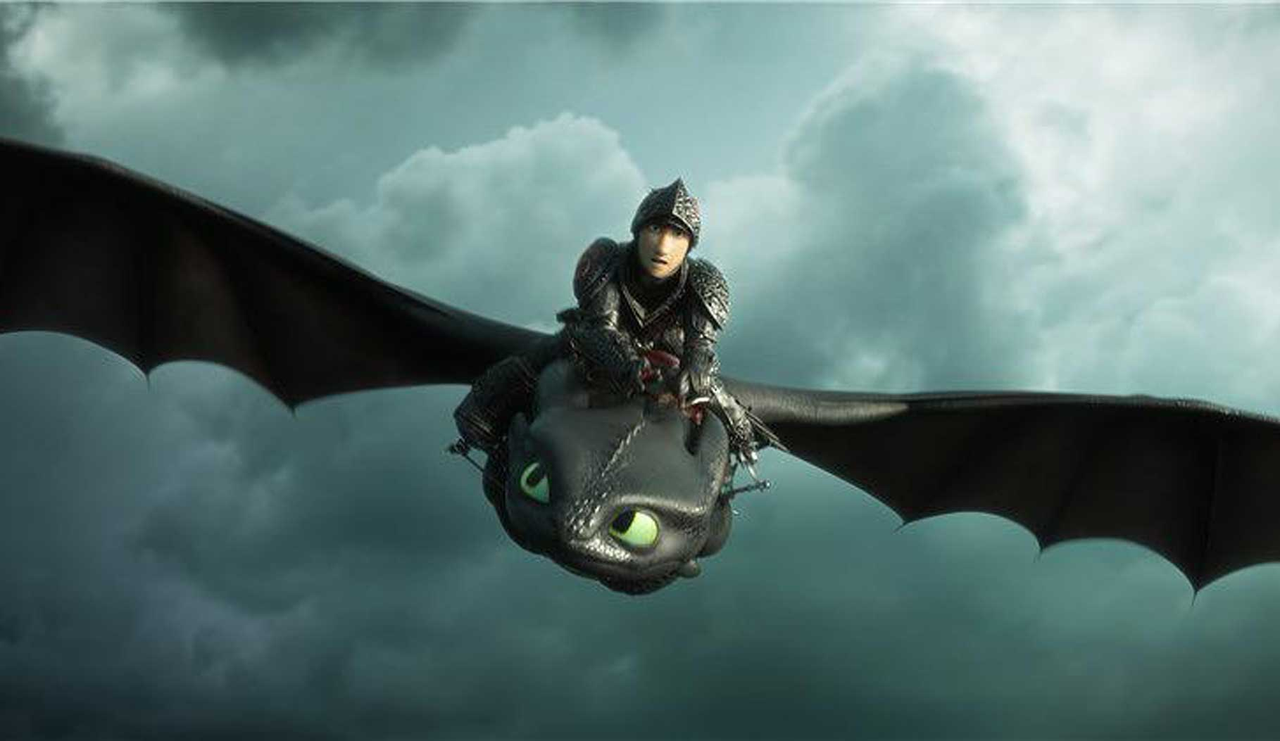 Say Goodbye To The Dragons In The New Trailer For 'How To Train Your Dragon 3'