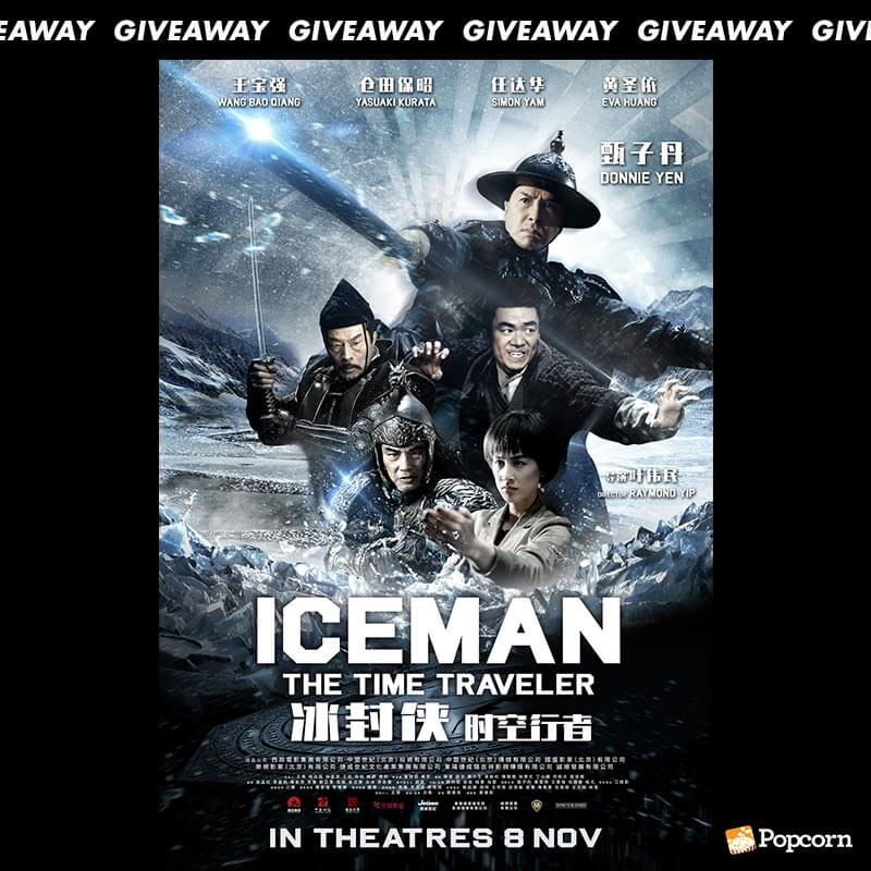 Win Preview Tickets To 'Iceman: The Time Traveller'