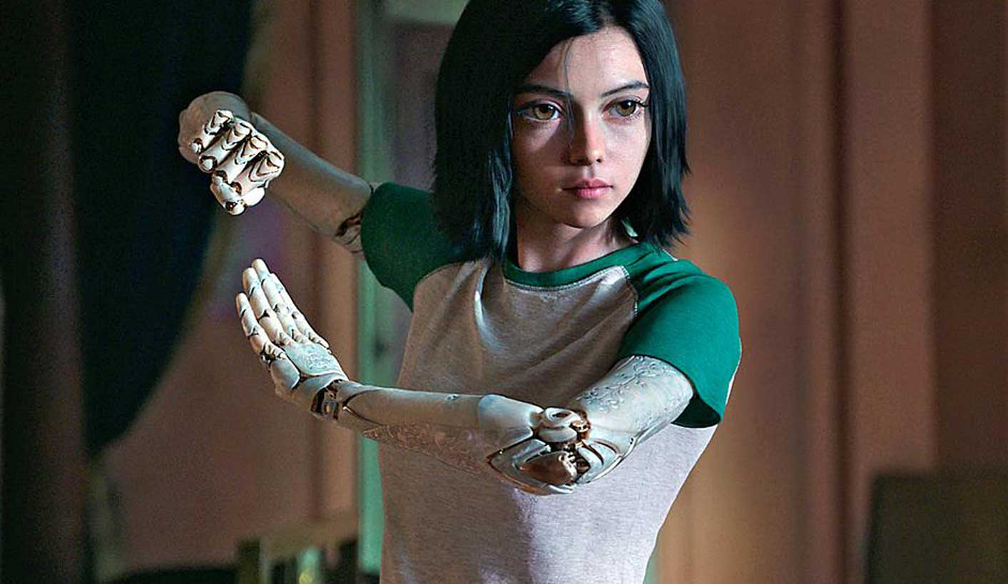 An Angel Falls, A Warrior Rises In The Explosive Final Trailer For 'Alita: Battle Angel'