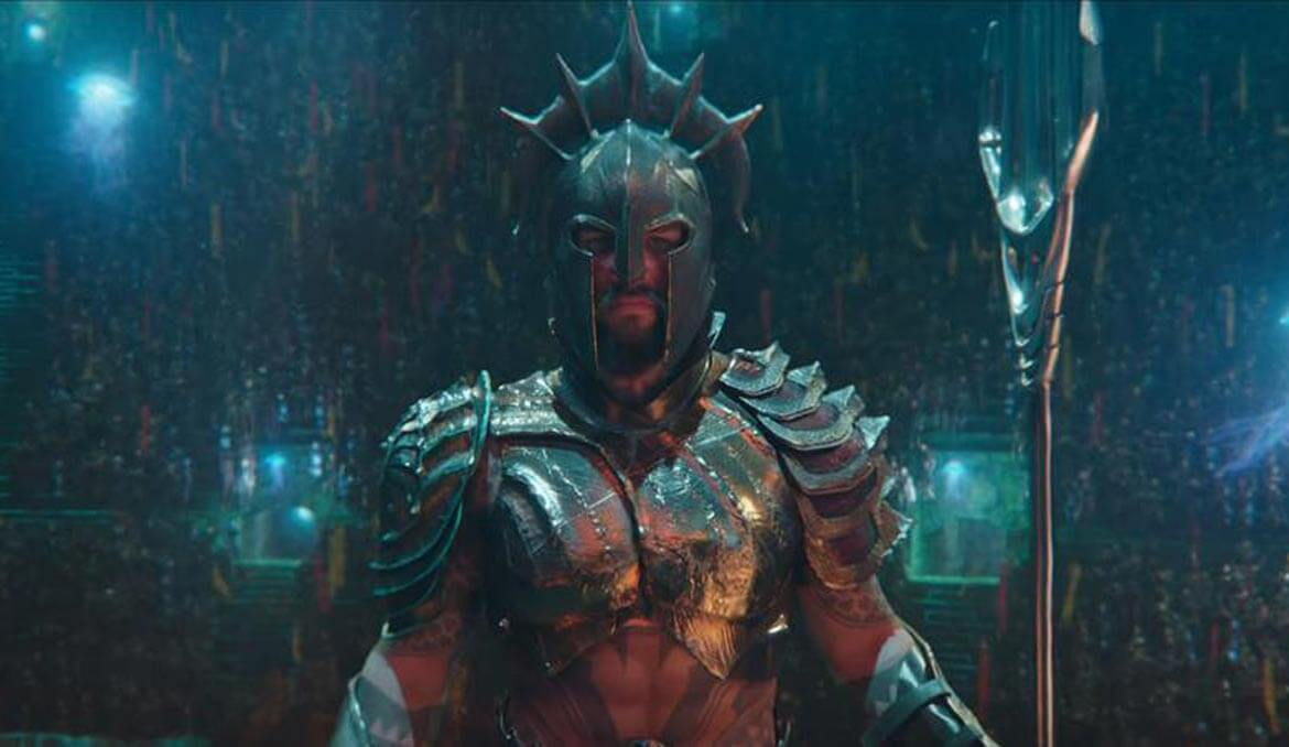 The Tide Has Turned: 'Aquaman' Makes Waves In The Latest Early Screening