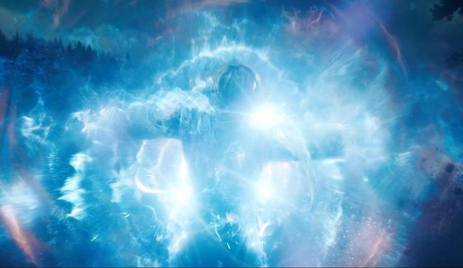 'Captain Marvel' Drops Eye-Popping New Poster Ahead Of New Trailer
