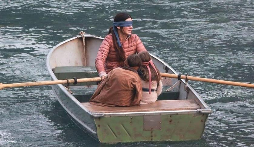 Netflix's Viral Sensation 'Bird Box' Has Broken An Amazing 7-Day Viewing Record