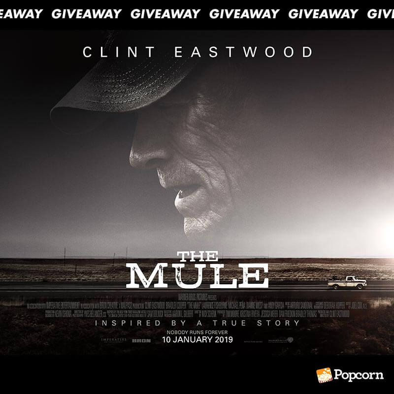 Win Preview Tickets To Crime Thriller 'The Mule'