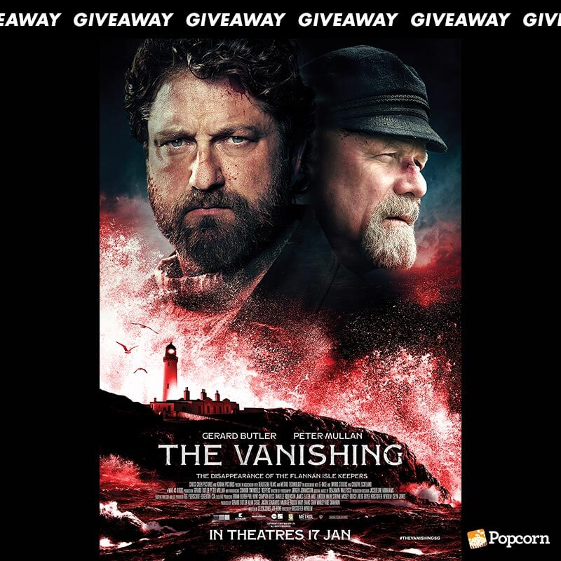 Win Passes To Mystery Thriller 'The Vanishing' Starring Gerard Butler
