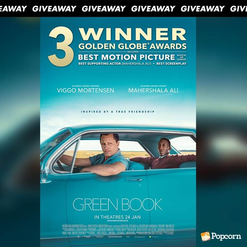 the green book movie awards