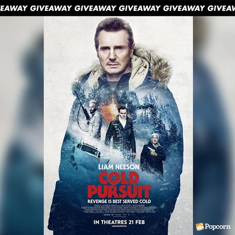 Win Preview Tickets To Action Thriller 'Cold Pursuit' Starring Liam Neeson