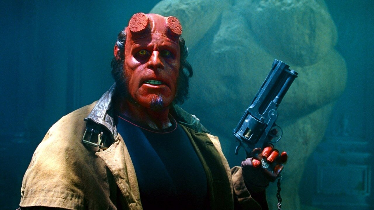 Hellish characters like Hellboy that we can't help loving - The Popping Post