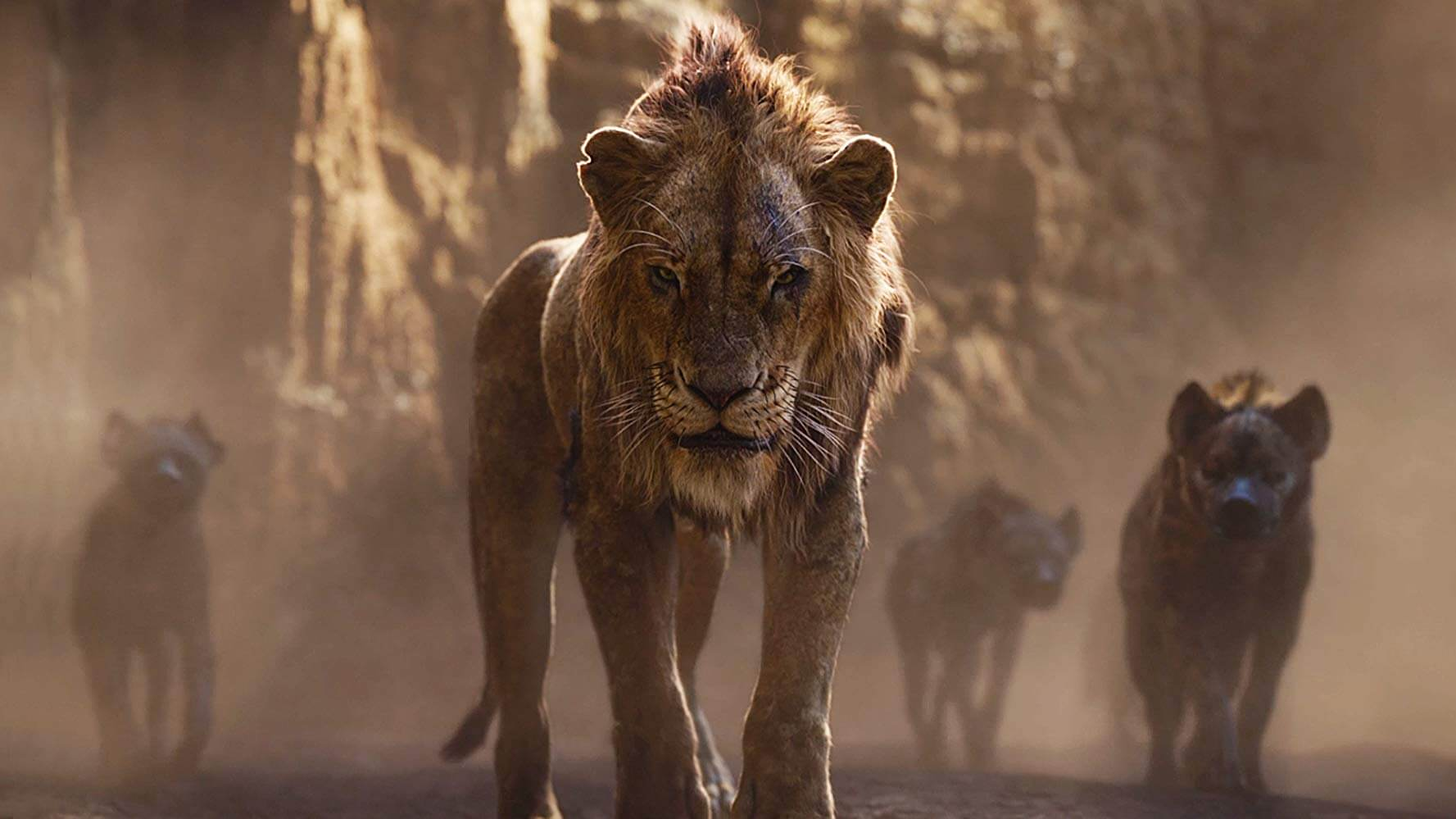 The Lion King posters roll out the stars of Disney's animal kingdom