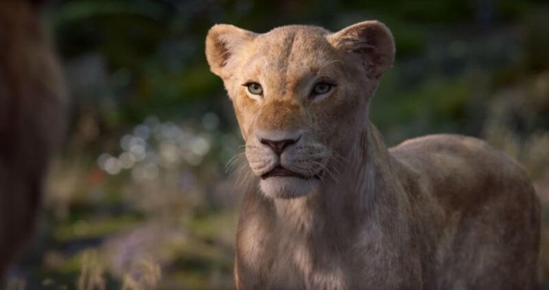Hear Beyoncé's Nala for the first time in new The Lion King teaser