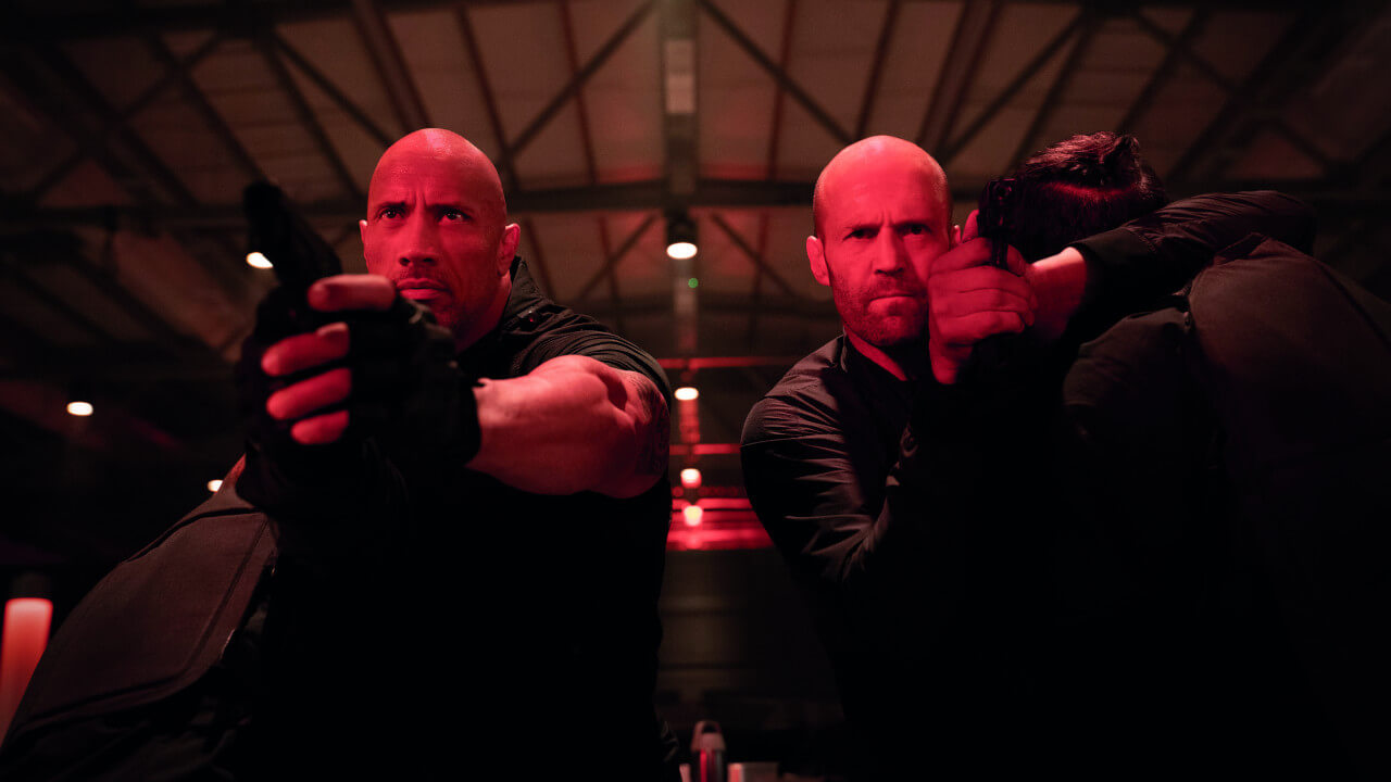 Join The Action With The Stars Of Fast & Furious: Hobbs & Shaw!