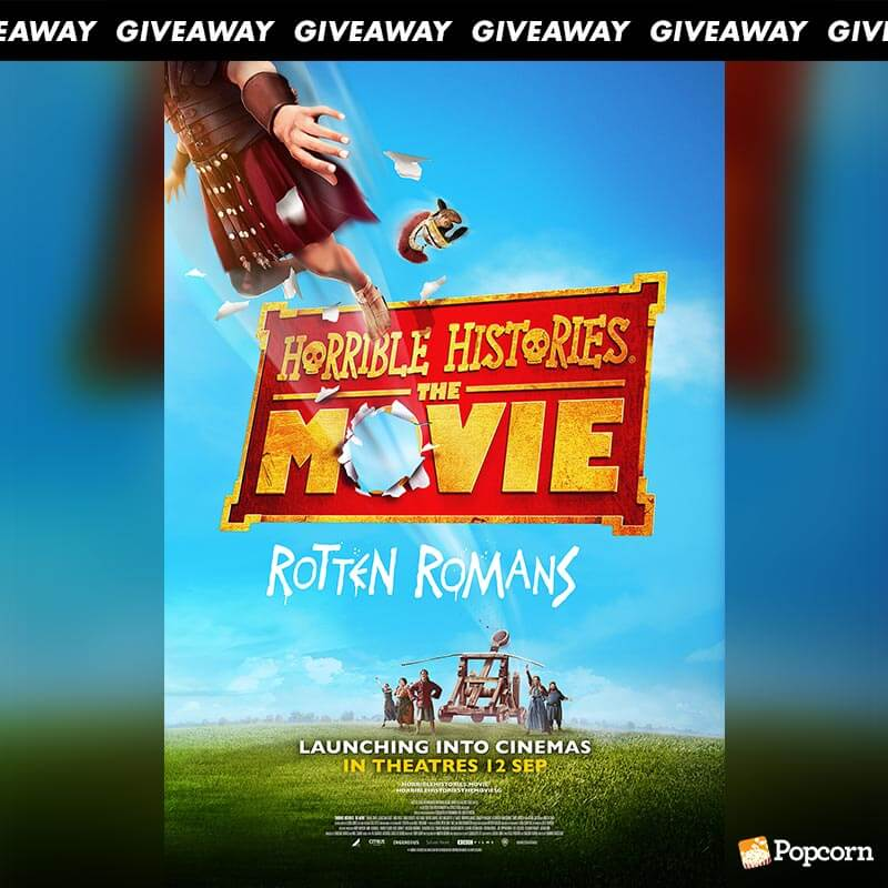 Win Preview Tickets To Family Comedy 'Horrible Histories: The Movie