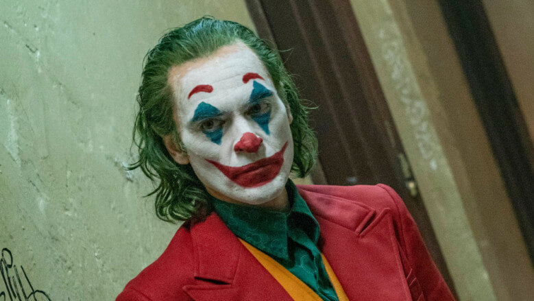JOKER - #1 Movie in Singapore for Consecutive TWO Weeks!