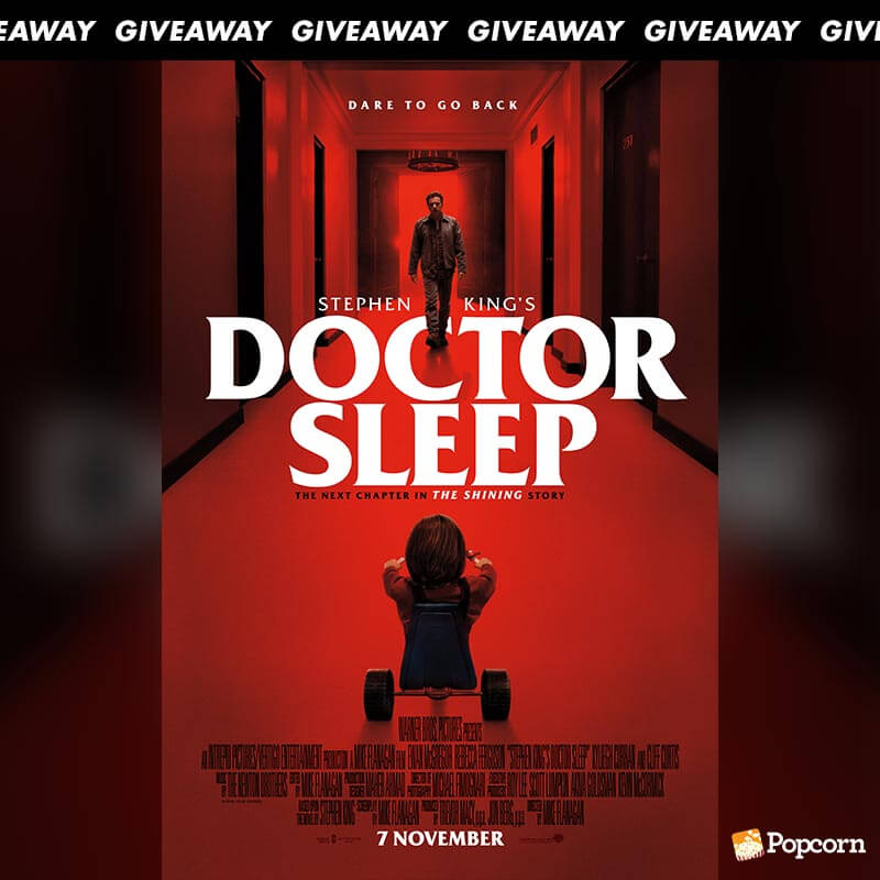 Win Preview Tickets To Horror Movie 'Stephen's King's Doctor Sleep'