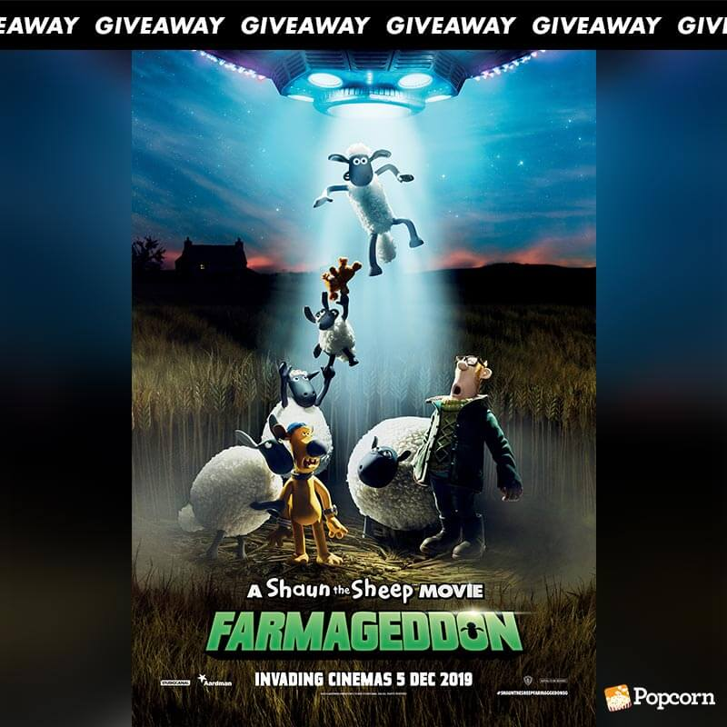 Win Preview Tickets To 'A Shaun The Sheep Movie: Farmegeddon'