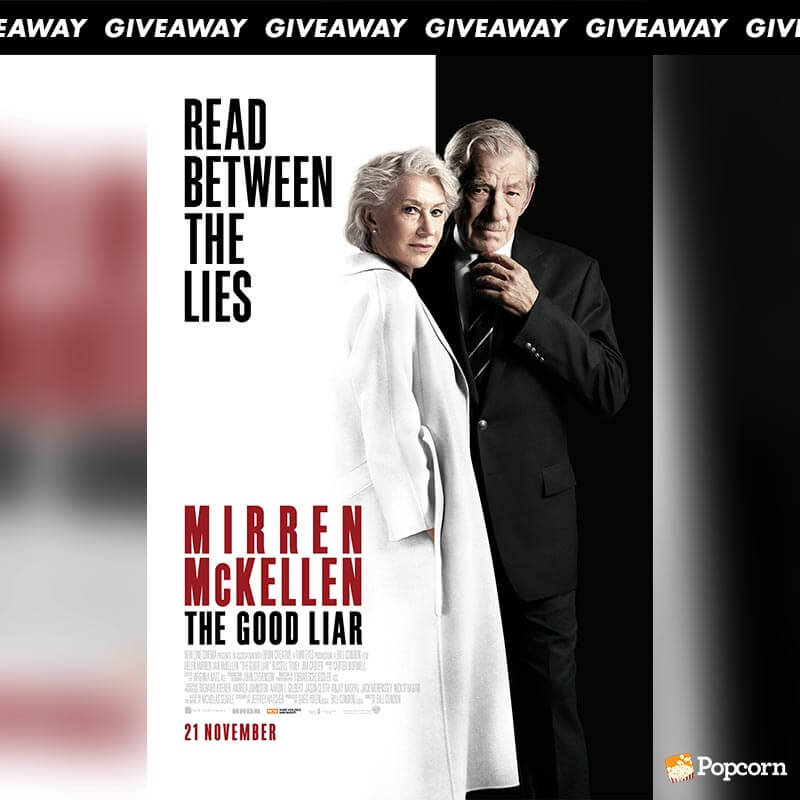 Win Preview Tickets To Drama Thriller 'The Good Liar'