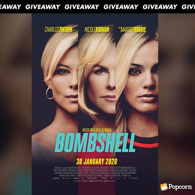 Win Premiere Tickets To Biographical Drama 'Bombshell'