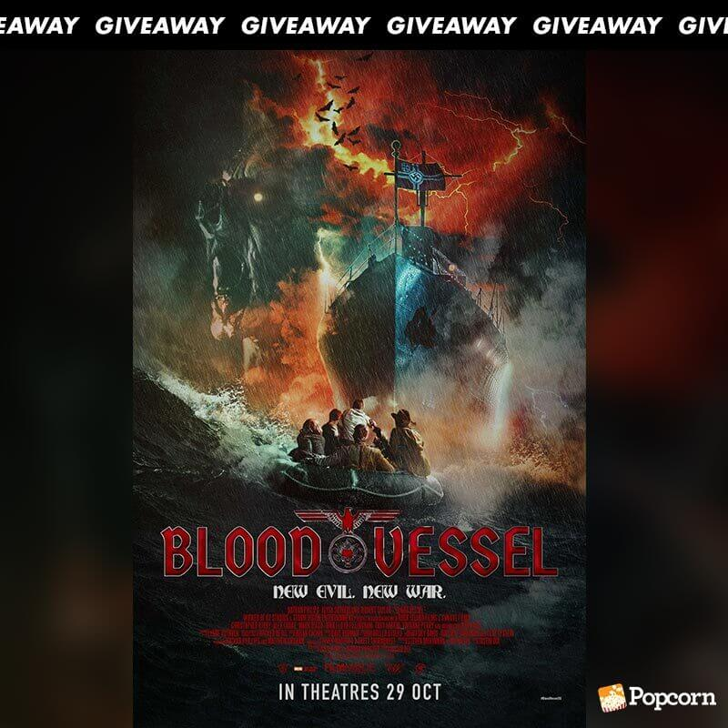 Win Complimentary Passes to Horror Movie 'Blood Vessel'